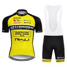WLC418 New Mens Team Mtb Racing Cycling Short Sleeve Jersey 3D Design bib Shorts