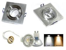 luci da incasso Lenard 230V GU10 3W=25W SMD LED Pensione abstarhlwinkel 120Grad