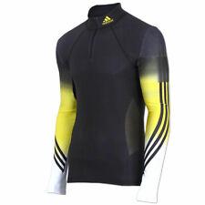 adidas Herren Biathlon Race Top Langarm Langlauf Shirt Longsleeve Wintersport