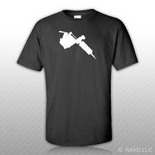 Tattoo Machine T-Shirt Tee Shirt Gildan S M L XL 2XL 3XL CottonInk Body Art