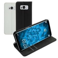 Schutzhülle für Samsung Galaxy Bookstyle Cover Etui Tasche Schale + Schutzfolien