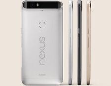 Huawei Nexus 6P Nero/Argento 32 GB Storage-tutti i tipi