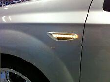 Amber blade style LED side indicators universal fit x2 honda civic,city,accord