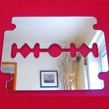 Razor Blade Acrylic Mirror (Several Sizes Available)