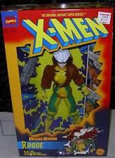 """X MEN   DELUXE      ROGUE   10 """"  FIGURE      MIB"""