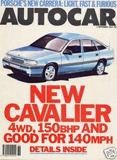Autocar Mag Sep 87 - Alfa Romeo 75 2.0i Twin Spark