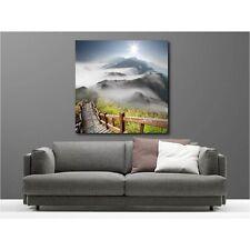 Cuadro tela decoración Montaña 97009664