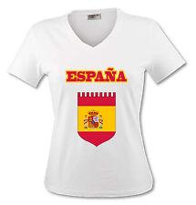 T-shirt Femme Espagne - du S au XL