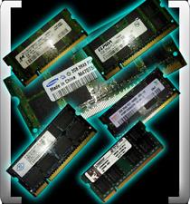 4GB PC2-6400S 4 GB 800 MHZ DDR2 RAM SODIMM 2x 2GB KINGSTON HYNIX NANYA SAMSUNG