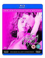 Dirty Dancing (Blu-ray, 2007, 2-Disc Set) Jennifer Grey, Patrick Swayze,