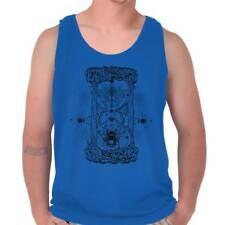 Insect Phantom Hourglass Bee Shirt | Spirit Tarot Illuminati Tank Top
