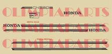 HONDA CN 250 SPAZIO ADESIVI STICKERS GRIGIO/GREY