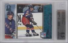 1997-98 Pacific Omega Emerald #145 Wayne Gretzky BGS 8.5 NM-MT+ New York Rangers