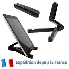 Support tablette pliable et réglable universel pour téléphone tablette Ipad