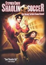 Shaolin Soccer, New Dvd, Kai Man Tin, Hui Li, Vincent Kok, Karen Mok, Cecilia Ch