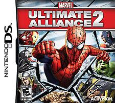 Marvel: Ultimate Alliance 2 - Nintendo DS Game