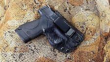 GUNNER's CUSTOM HOLSTERS S&W M&P M2.0 Shield Integrated Laser 9 / 40  IWB