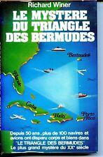LE MYSTERE DU TRIANGLE DES BERMUDES - Richard Winer 1978