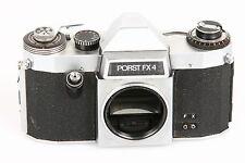 Porst FX 4,  KB-SLR Kamera mit M42 Anschluss #487903