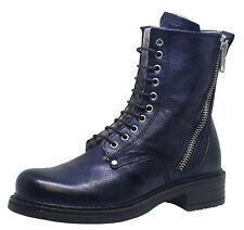 Momino 3550M Kinder coole Boots Stiefeletten Stiefel Lammfell Mädchen 28-35 Neu