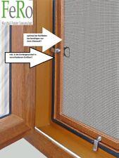 Fliegengitter- Fenster-Golden-Oak Insektenschutz- Alu- Goldeiche Rolläden + Falz