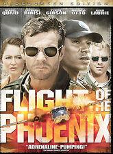Flight of the Phoenix (DVD, 2005,Widescreen) Dennis Quaid, Giovanni Ribisi