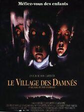 LE VILLAGE DES DAMNES Bande Annonce / Pellicule Cinéma / Trailer JOHN CARPENTER