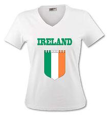 T-shirt Femme Irlande - Ireland - du S au XL