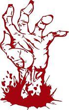 Zombie Hand Fingers Monster CarTruck Laptop Window Vinyl Decal Sticker