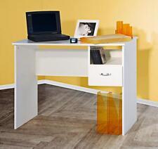 Kinderschreibtisch Computertisch Schreibtisch PC-Tisch weiß buche ahorn eiche