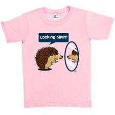 1Tee enfants filles je suis une licorne piégés dans un corps humain T-Shirt