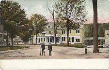 Vintage Postcard Togus Quartermaster's Department Maine ME Unused
