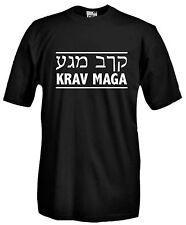 Maglia Krav Maga J781Arti Marziali Israel combat Army Esercito T-shirt Maglietta
