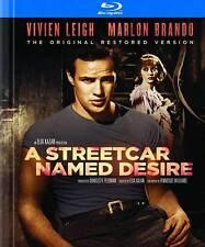 NEW - A Streetcar Named Desire (The Original Restored Version) [Blu-ray Book]