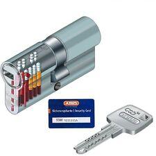 40/40 Abus EC660 Profilzylinder Schließzylinder Knaufzylinder viele Schlüssel