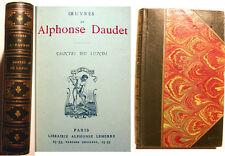 PROVENCAL/DAUDET/CONTES DU LUNDI/LEMERRE/1952