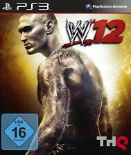 WWE '12 (Sony PlayStation 3, 2011)(H) 10563
