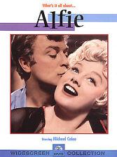 NEW Alfie (DVD, 2001, Sensormatic, Michael Caine)