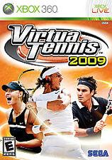 Virtua Tennis 2009 - Xbox 360 [Xbox 360]