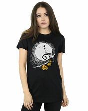Disney Women's Nightmare Before Christmas Jack's Lament Boyfriend Fit T-Shirt