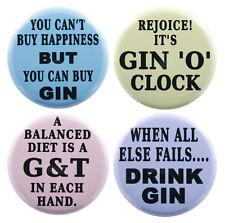 """Funny gin/vino/vodka amante Imanes para refrigerador - 32 mm (1.25"""")"""