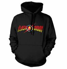 Oficialmente licenciado Flash Gordon Logo Hoodie Tallas S-XXL