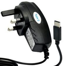 Tipo-Cable (2000 mAh) C aprobado por la CE Cargador De Enchufe De Alimentación De Red Pared con carga rápida