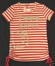 KiLaRa Hello Kitty T shirt Top Glitter NWT Tee Blouse T-shirt Tank  Sz S