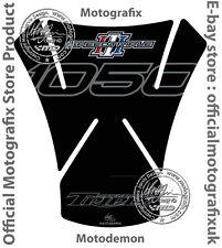 Triumph Speed Triple 1050 2005 - 16 Motorcycle Tank Pad Motografix Gel Protector