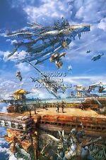 RGC Huge Poster - Final Fantasy XII PS2 PS3 PS4 PS Vita - FVII002