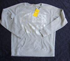 Biba Sweatshirt Modern Series Silver 033 Size M NEW