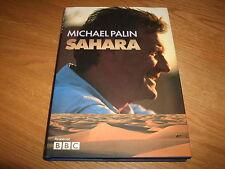 MICHAEL PALIN-SAHARA-SIGNED-1ST-2002-HB-F-WEIDENFELD & NICOLSON-RARE