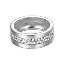 Esprit Damen Ring Silber Zirkonia Pure Pave ESRG92214A1