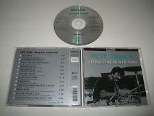 PETE YORK/'S STRING TIME IN NEW YORK(BELL BLR 84 015) CD ALBUM